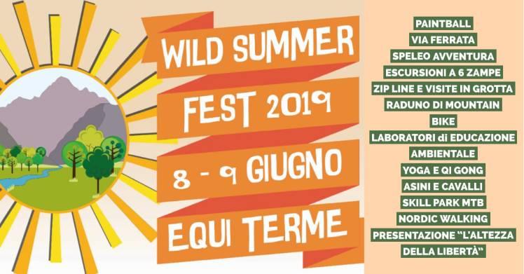 Wild Summer Fest 2019
